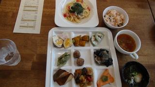 恵那銀の森・森の食卓カフェ-3・2013.7.19.JPG